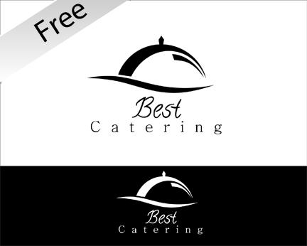Catering Logo | Logomela | catering logo | Pinterest | Catering ...