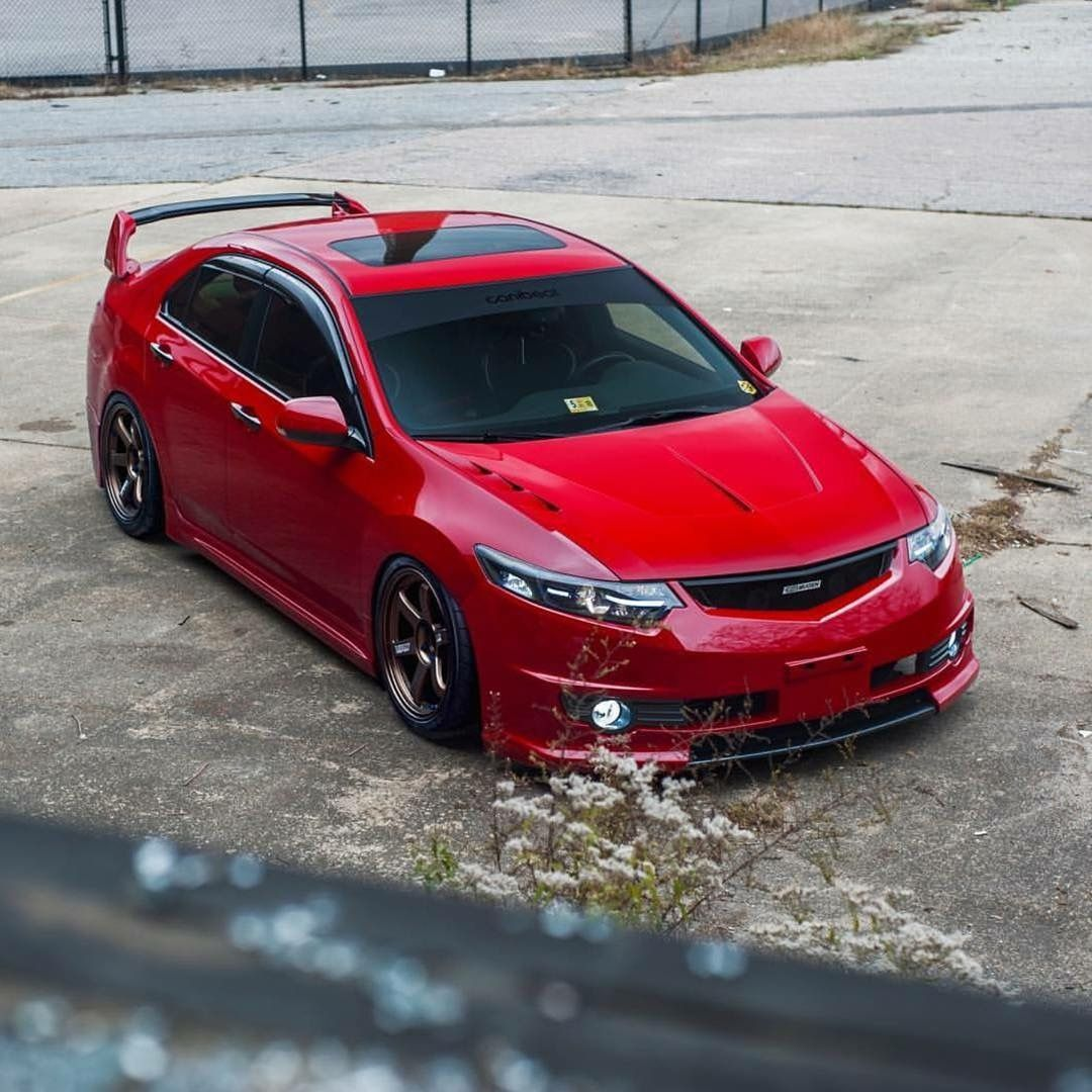 Acura TSX Type-S (With Images)