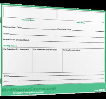 Free Nursing Cheat Sheet Downloads | Nursing & Medical Practice ...
