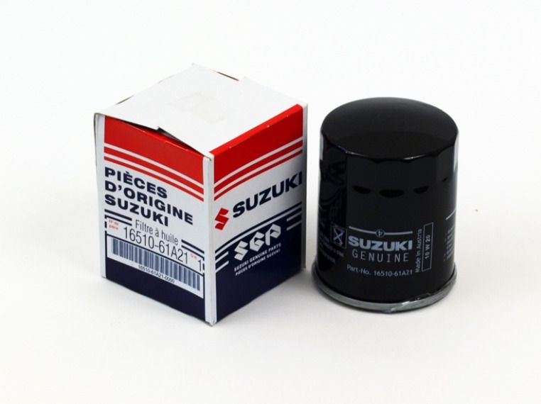 16510 61a21 Oil Filter Oem Genuine For Suzuki Sx 4 Swift Jimny Plug Gaskets Oil Filter Suzuki Plugs