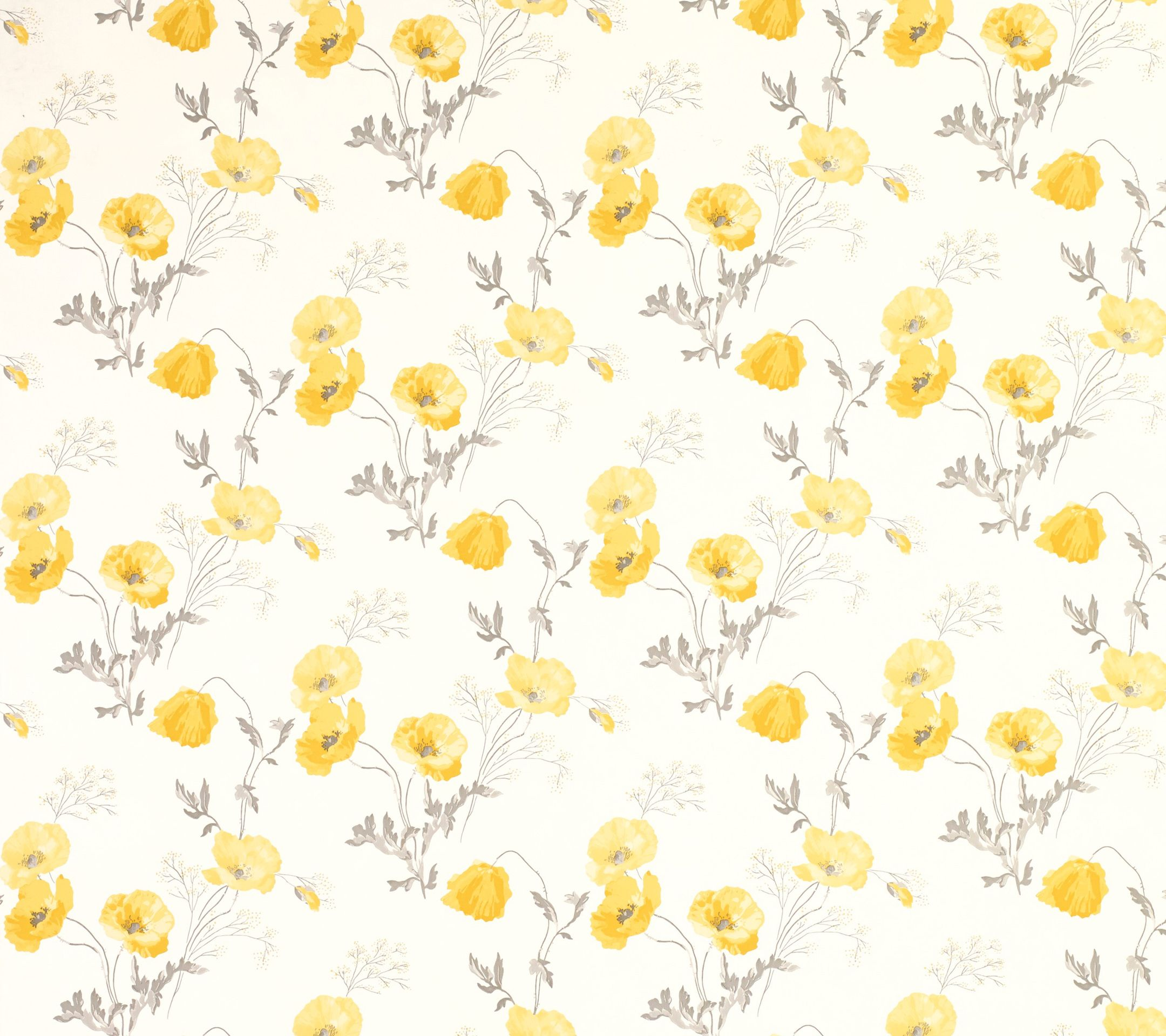Yellow Floral Pattern Tap To See More Beautiful Flowery