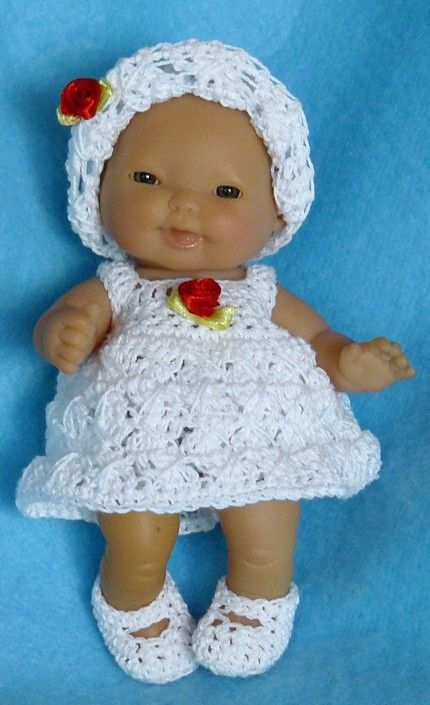 Free 18 Doll Christmas Hat Crochet Pattern Orble Crafts
