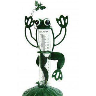 Tabletop Frog Rain Gauge by Jackson. $24.95