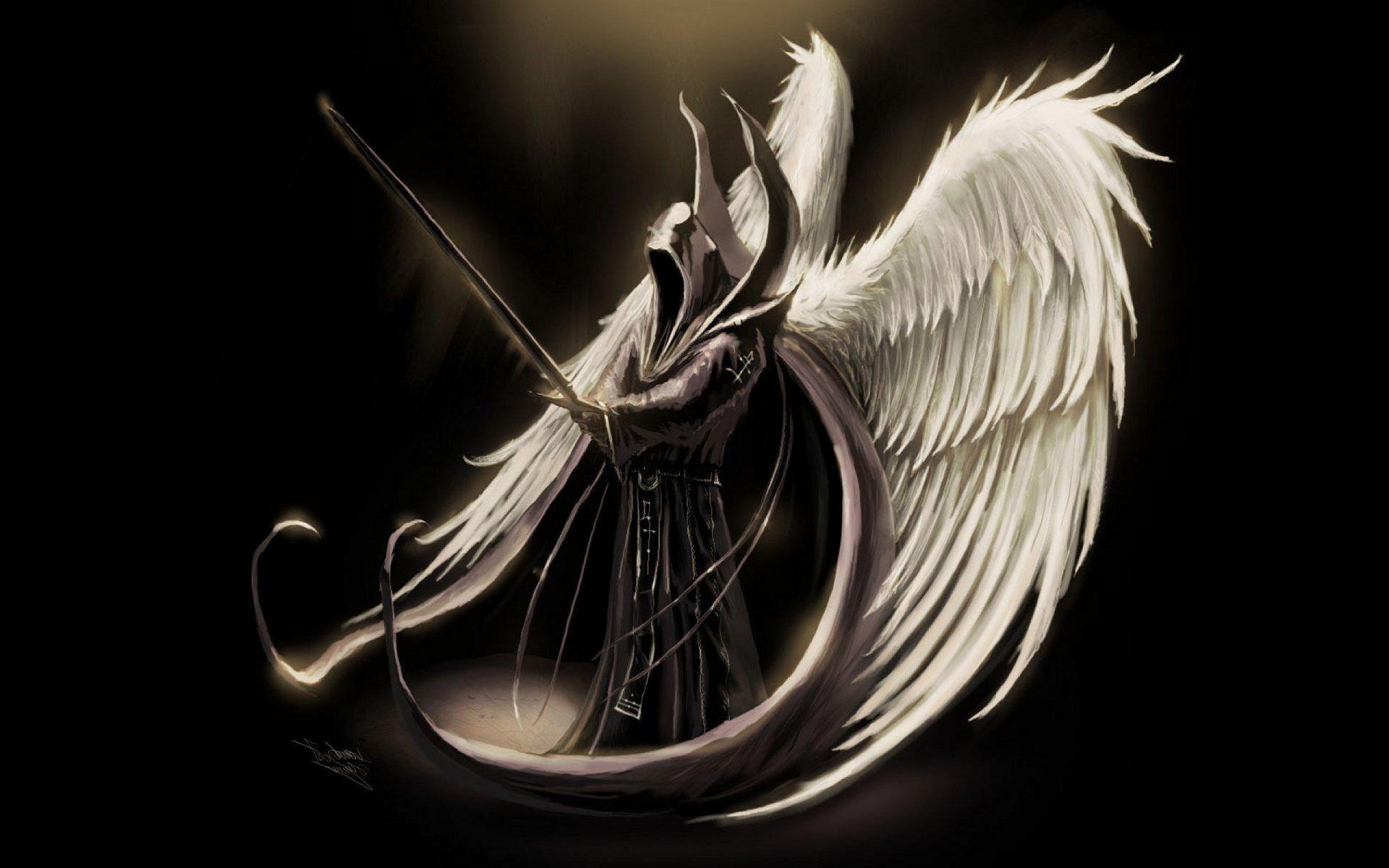 Archangel Male Spirit - Beautiful Feather Pendant Vessel - Angel ...