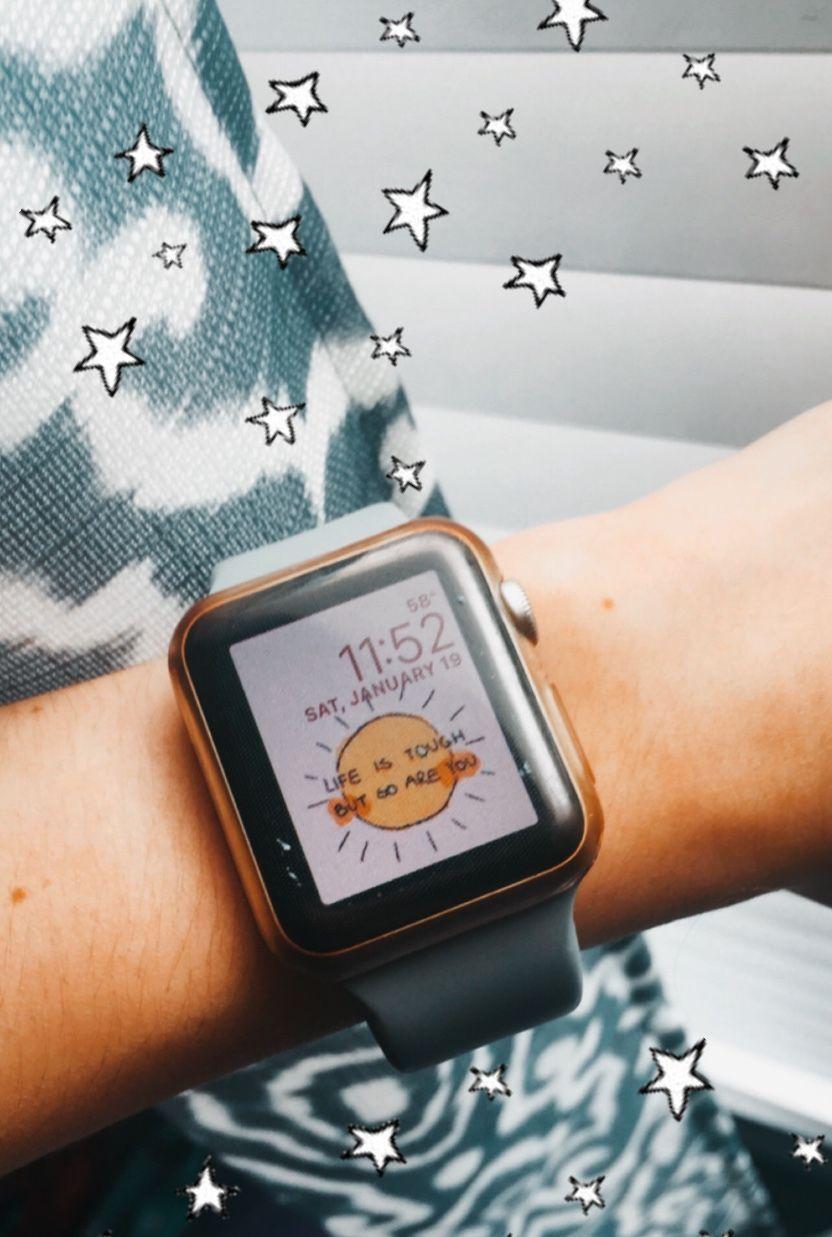 Apple Watch wallpaper, vsco stars Apple wa