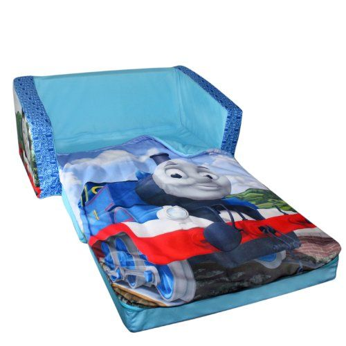 Couch with Thomas & Friends Theme | Jonathans Bedroom | Pinterest ...
