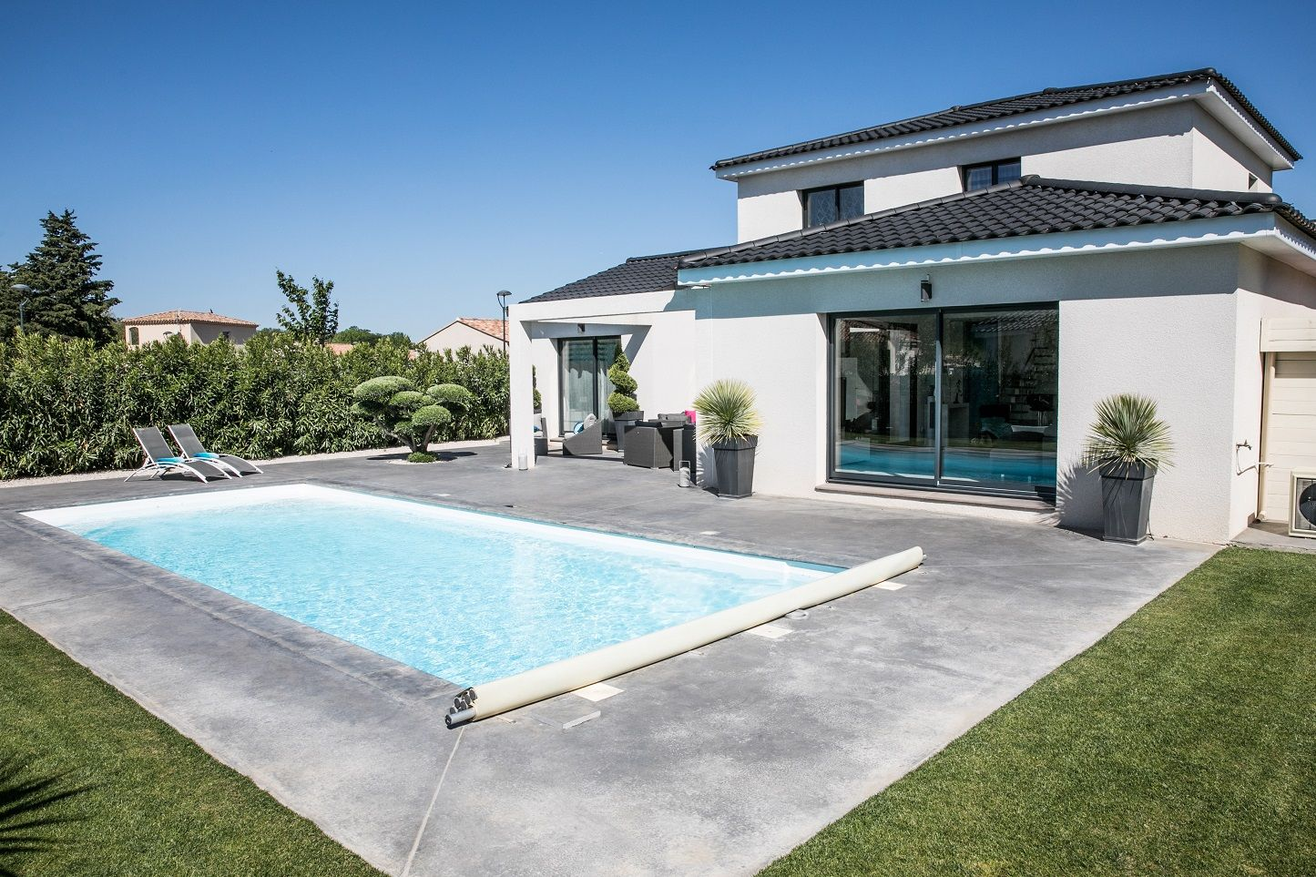Constructeur De Maison Marseille Épinglé sur les réalisations villas prisme