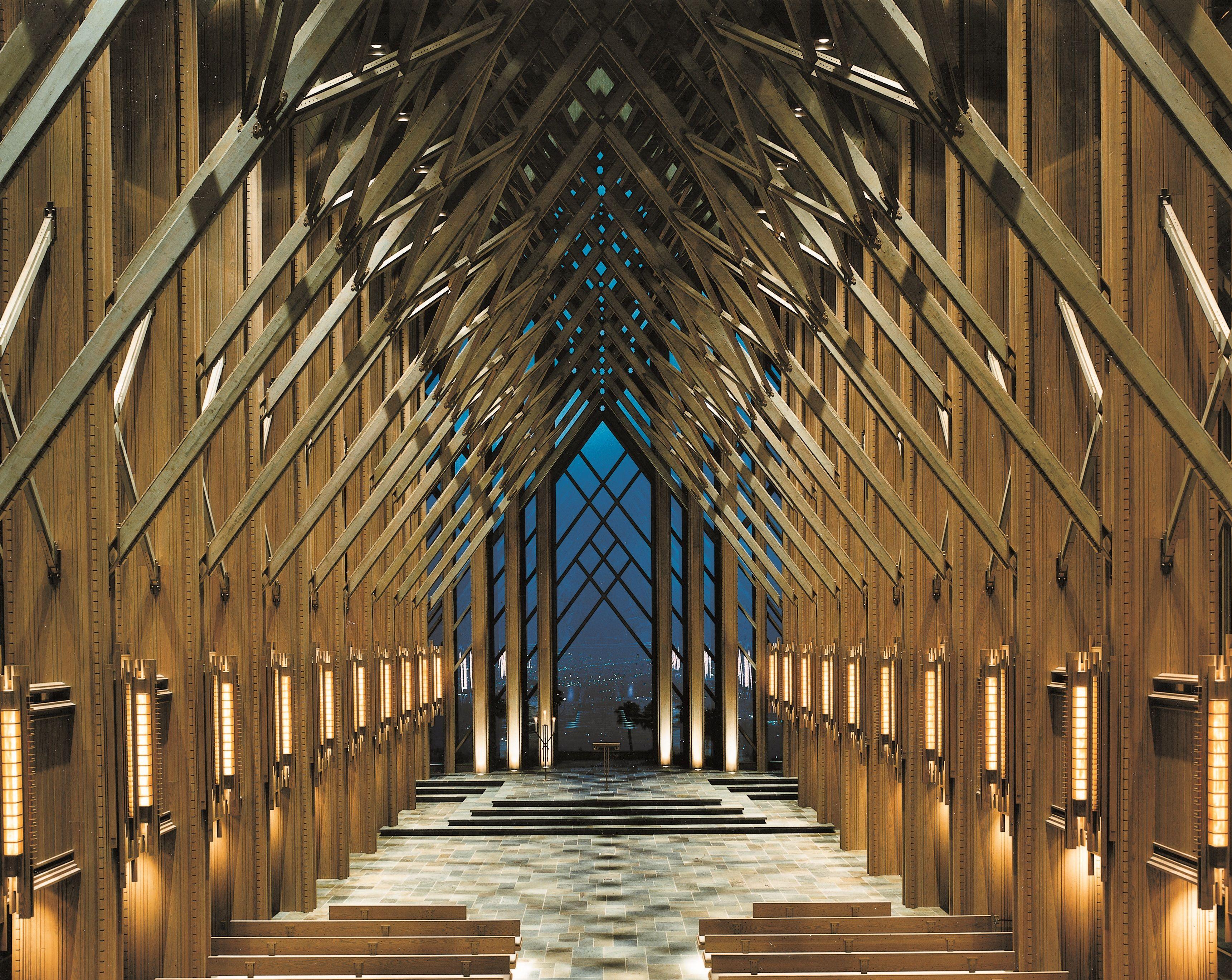 Sky Rose Chapel At Rose Hills Memorial Park Www Rosehills Com Whittier Thorncrown Chapel Whittier California