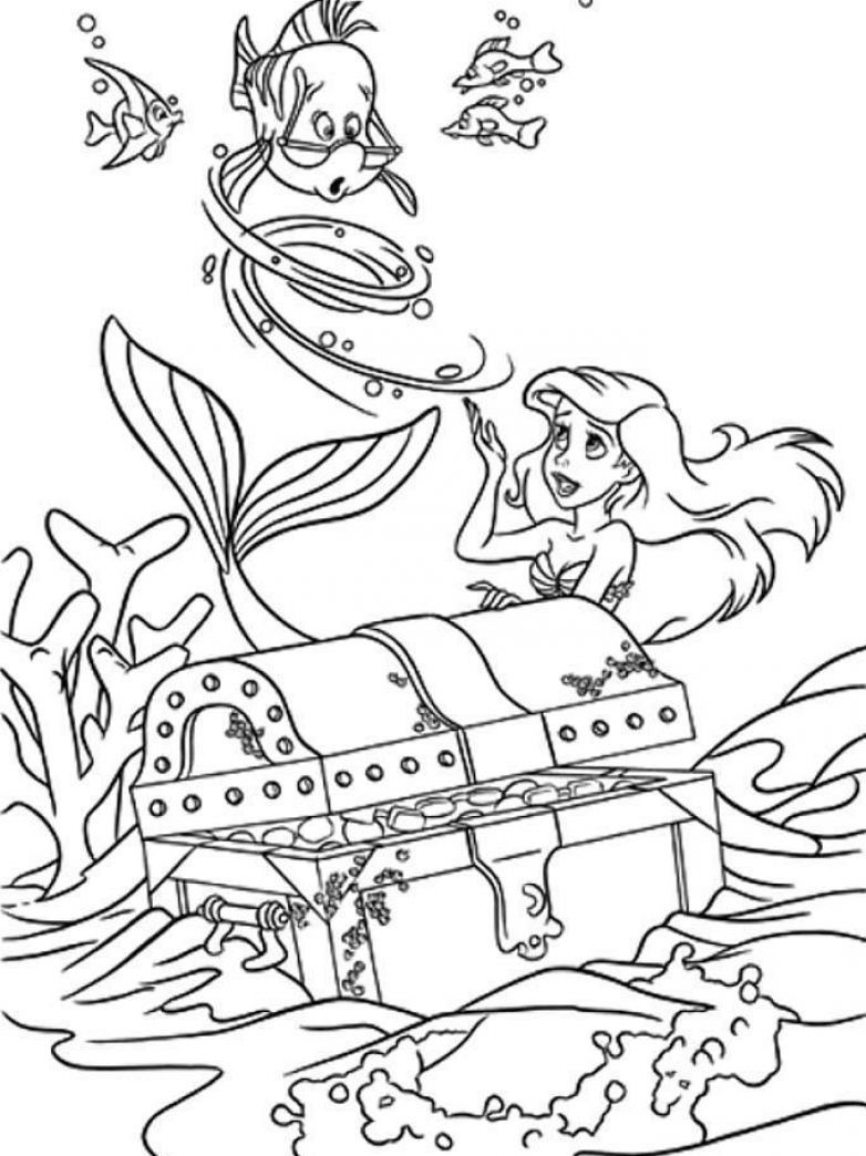 Women Dress Ariel coloring pages, Disney coloring pages