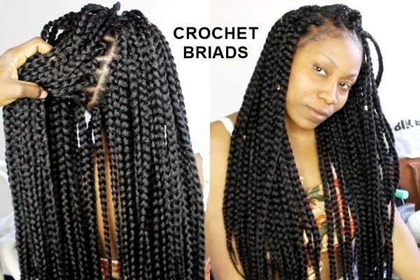 Pin By Latoya Haynes On Hair Crochet Styles Braided Hairstyles
