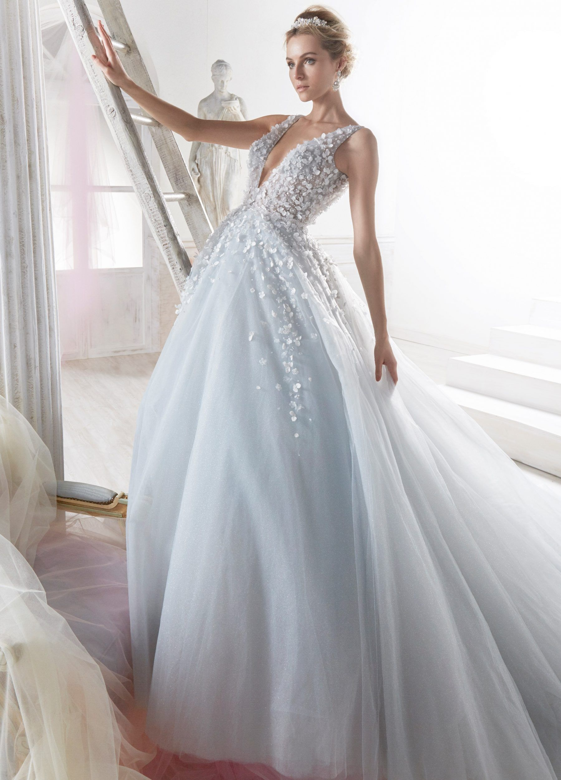 Exelent Vestidos De Novia Princesa 2015 Ideas - All Wedding Dresses ...