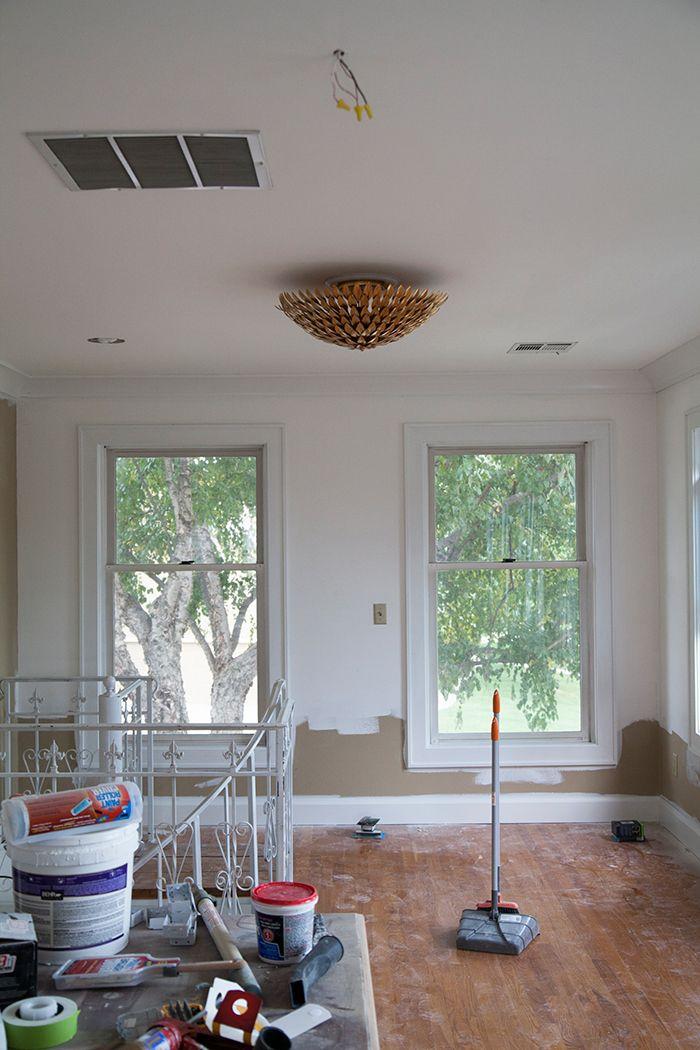 One Room Challenge Week 3 Trim And Moulding Interior Window