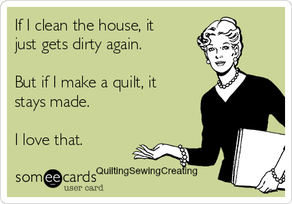 9 new quilt ecards to make you laugh