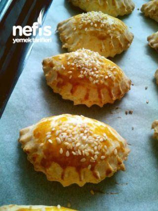 Tereyağlı Peynirli Poğaça (Mayasız) - Nefis Yemek Tarifleri