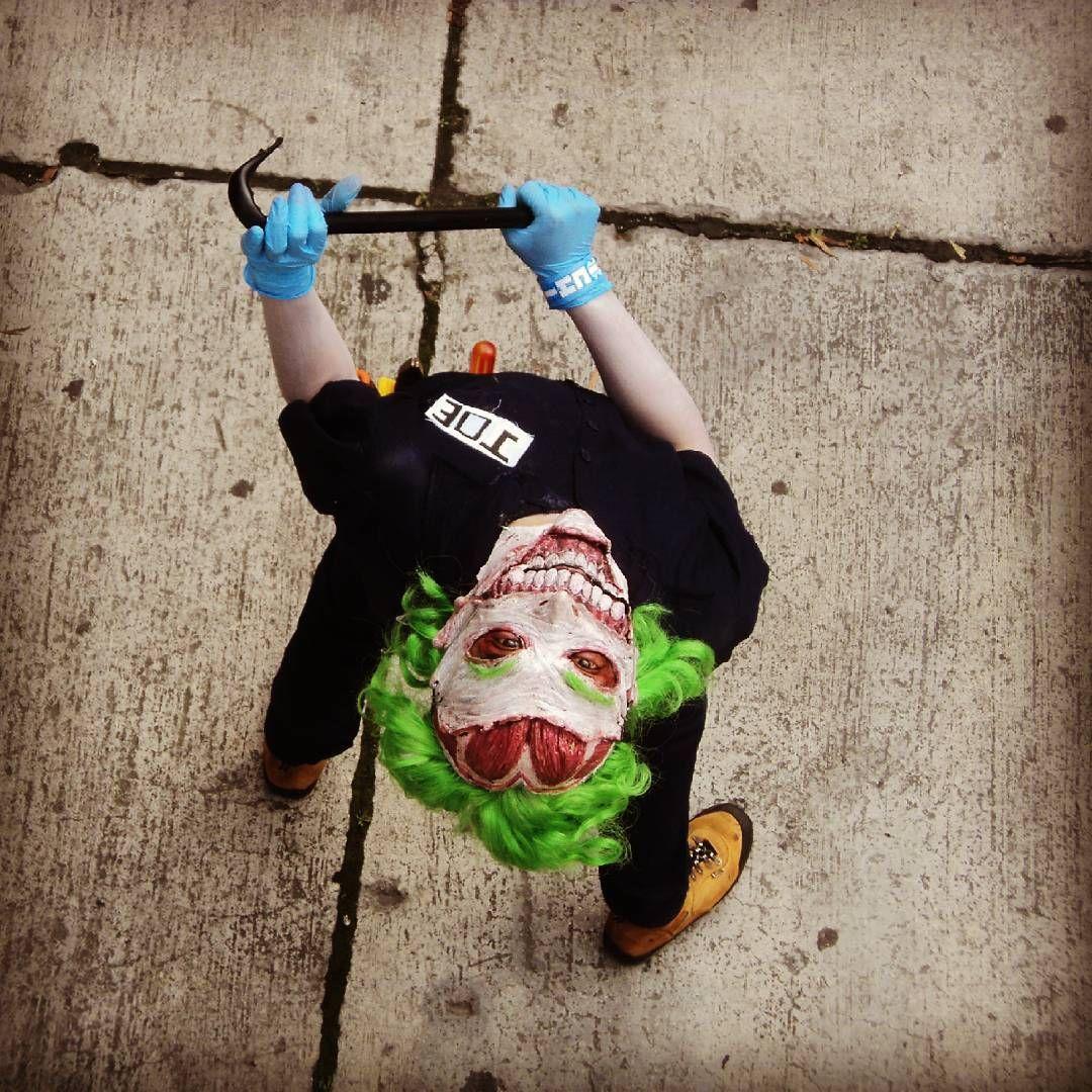 joker new52 cosplay