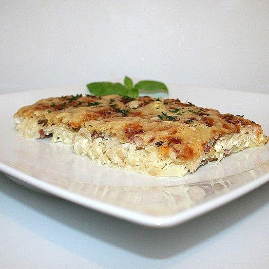 Sauerkrautkuchen Schoko