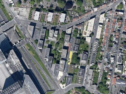 GEYTER - Lille, Saint-Maurice, Projet Euralille / 1996