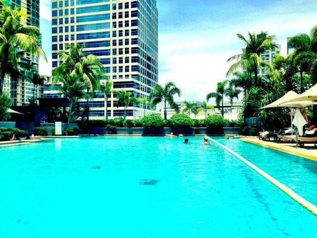 Makati Shangri La Pool