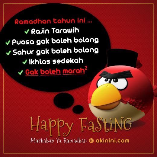 Happy Fasting 2 3 Bulan Puasa Nggak Boleh Marah Marah Dulu Ya