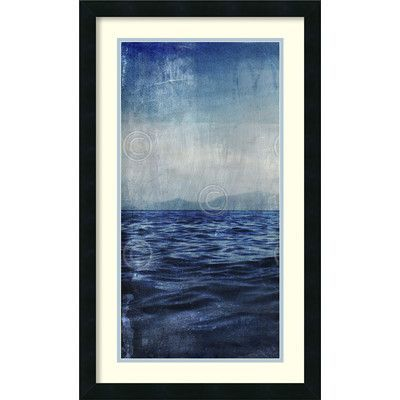 Amanti Art Ocean Eleven III (left) by Sven Pfrommer Framed Photographic Print