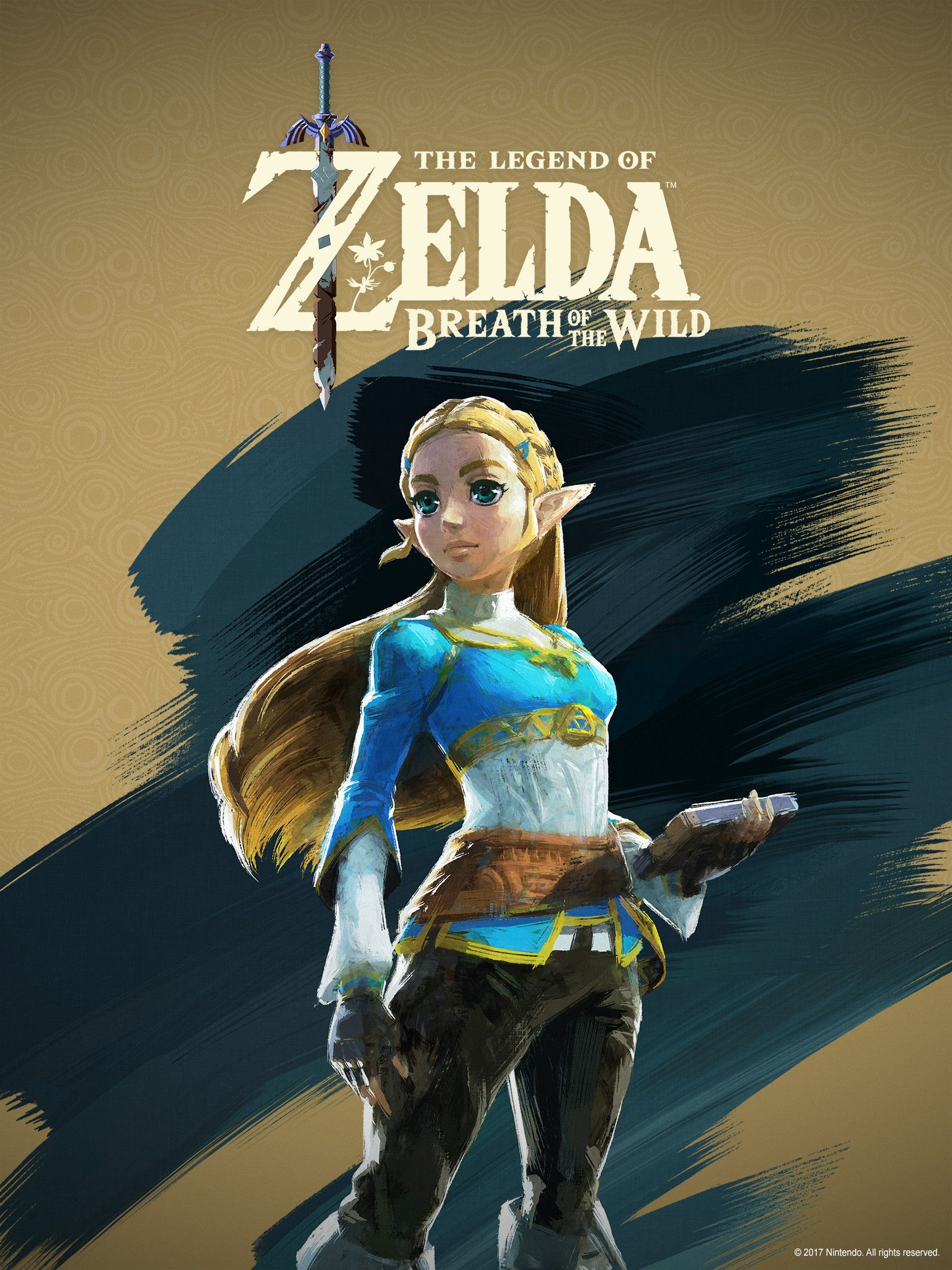 Botw Princess Zelda Zelda Wallpaper Iphonewallpaper Art Wallpaper Cover Art Art