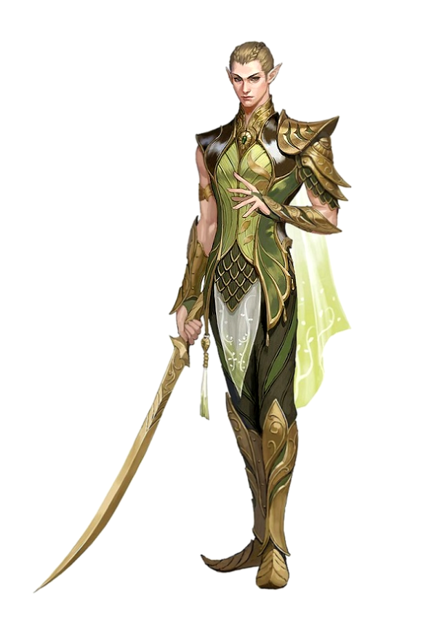 Male Elf Fighter - Pathfinder PFRPG DND Du0026D 3.5 5th ed d20 fantasy  sc 1 st  Pinterest & Male Elf Fighter - Pathfinder PFRPG DND Du0026D 3.5 5th ed d20 fantasy ...