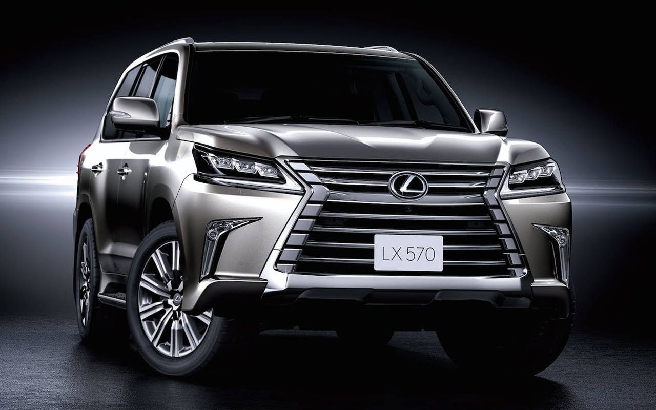 2018 Lexus Lx 570 Redesign Changes And Release Date Coming Out With The Same