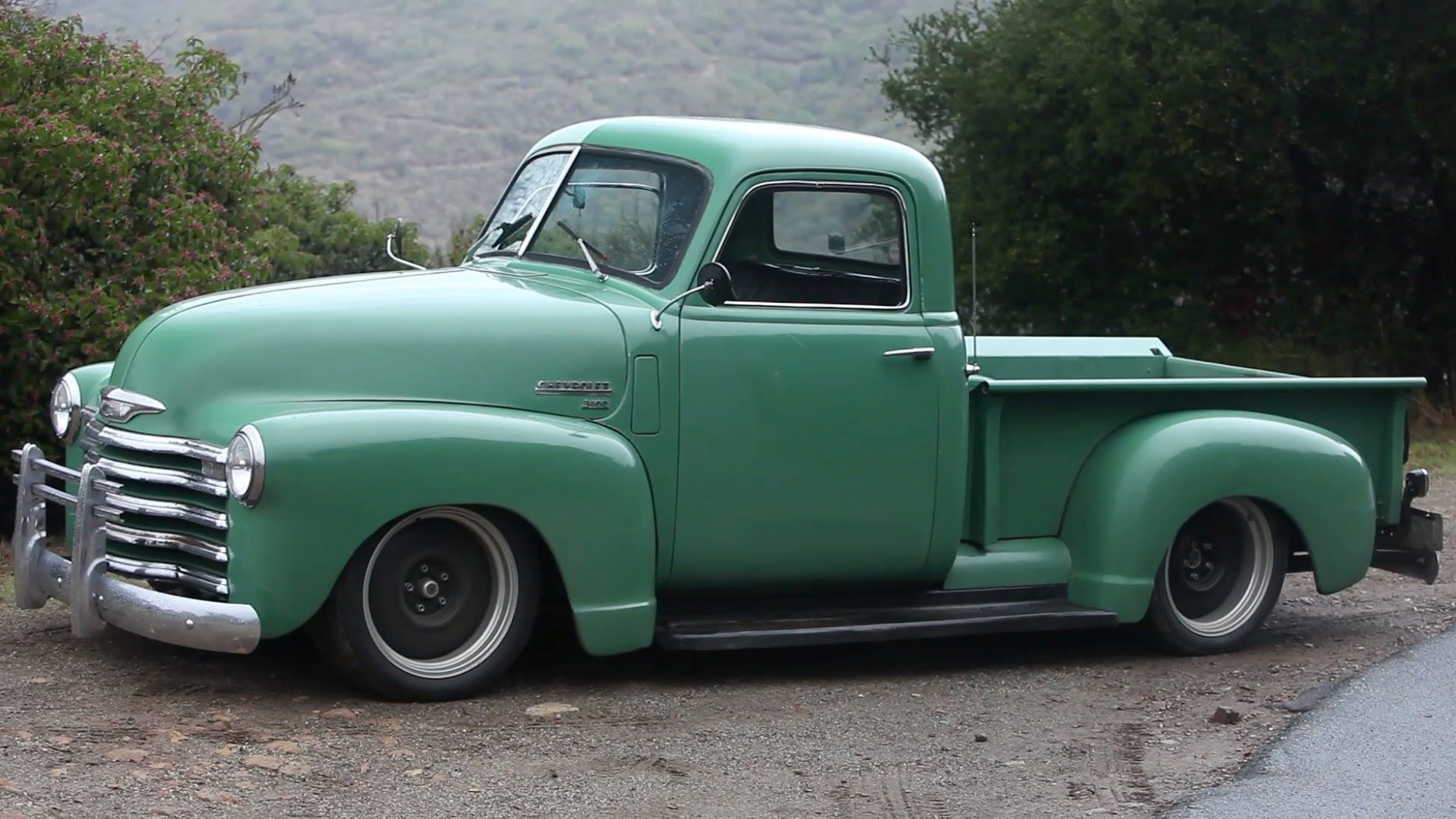 1955 chevrolet pro street truck youtube - This 1950 Chevy Pickup Isn T Your Grandpa S Farm Truck