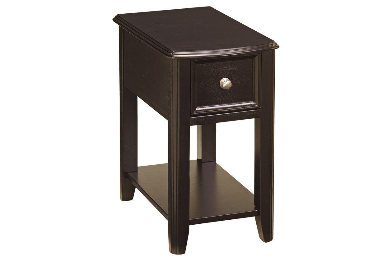 Breegin Chairside End Table Chair Side Table Ashley Furniture Sale Ashley Furniture