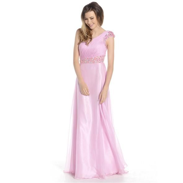 Ruby Prom - Natasha prom dress in vintage rose | Pink Prom Dresses ...