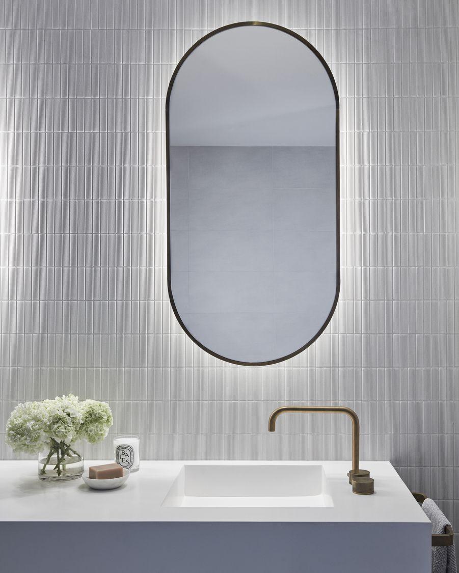 The Eastbourne Bates Smart Small Bathroom Mirrors Bathroom Mirror Design Australian Interior Design