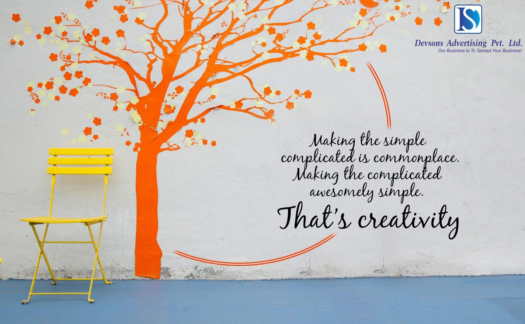 Quoteoftheday. Creative, Simple, Decor