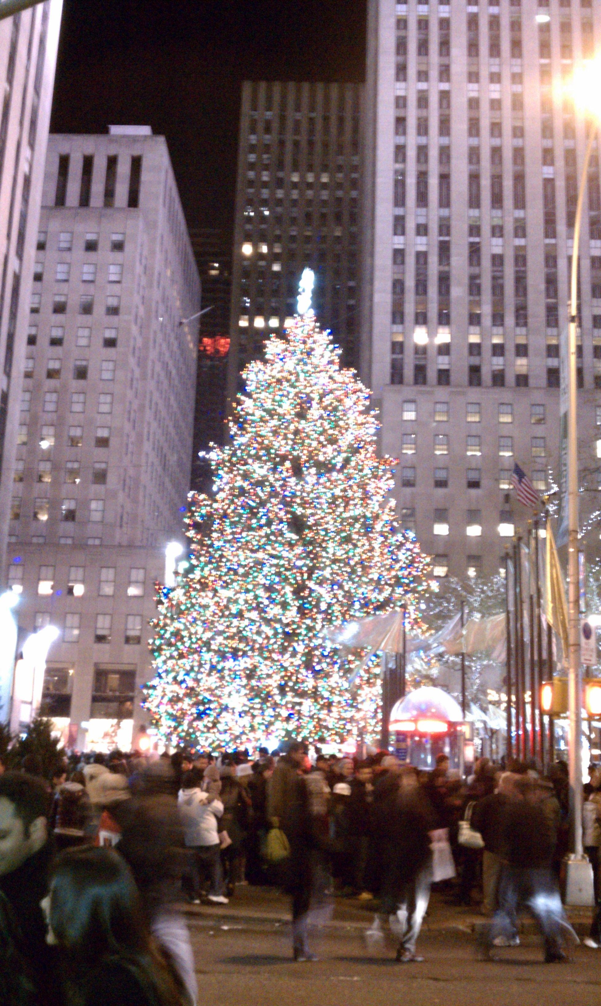 New York at Christmas Time   New york christmas, New york city christmas, Christmas lights