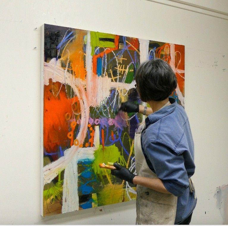 Pamela Caughey  Inspiration in 2018  Pinterest  Malerei, Bilder und Inspiration