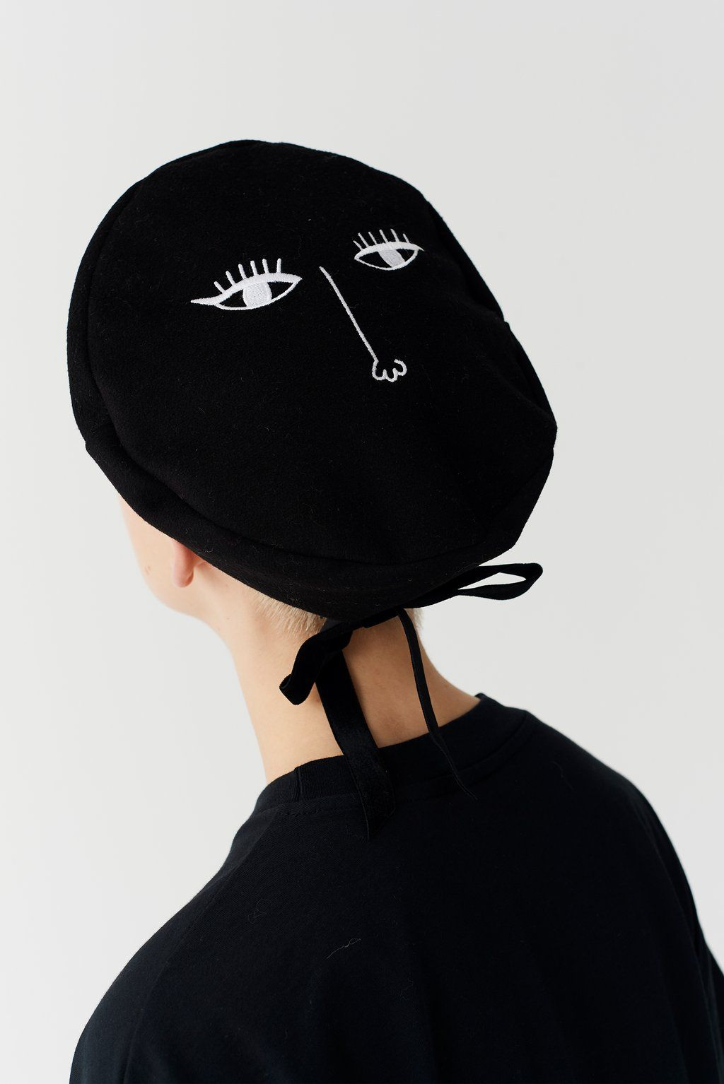 02eecf90 Lazy Oaf No Looking Back Beret | accessories in 2019 | Lazy oaf ...