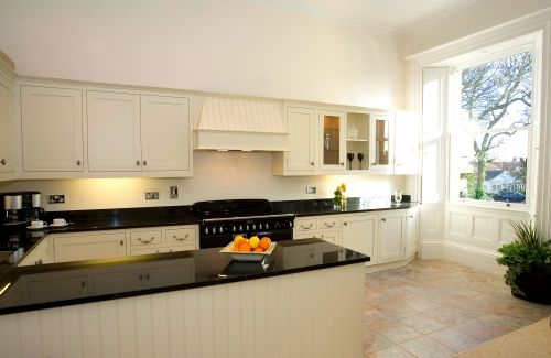 Hand made kitchen with all modern appliances