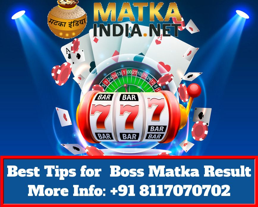 Pin by Matka India on Indian Matka | Games, Indian, Good boss