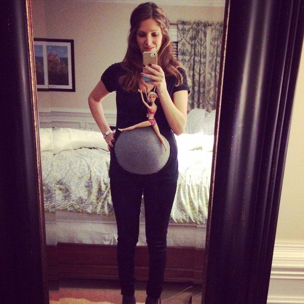 33 Creative Halloween Costumes Just For Pregnant Women | Halloween ...