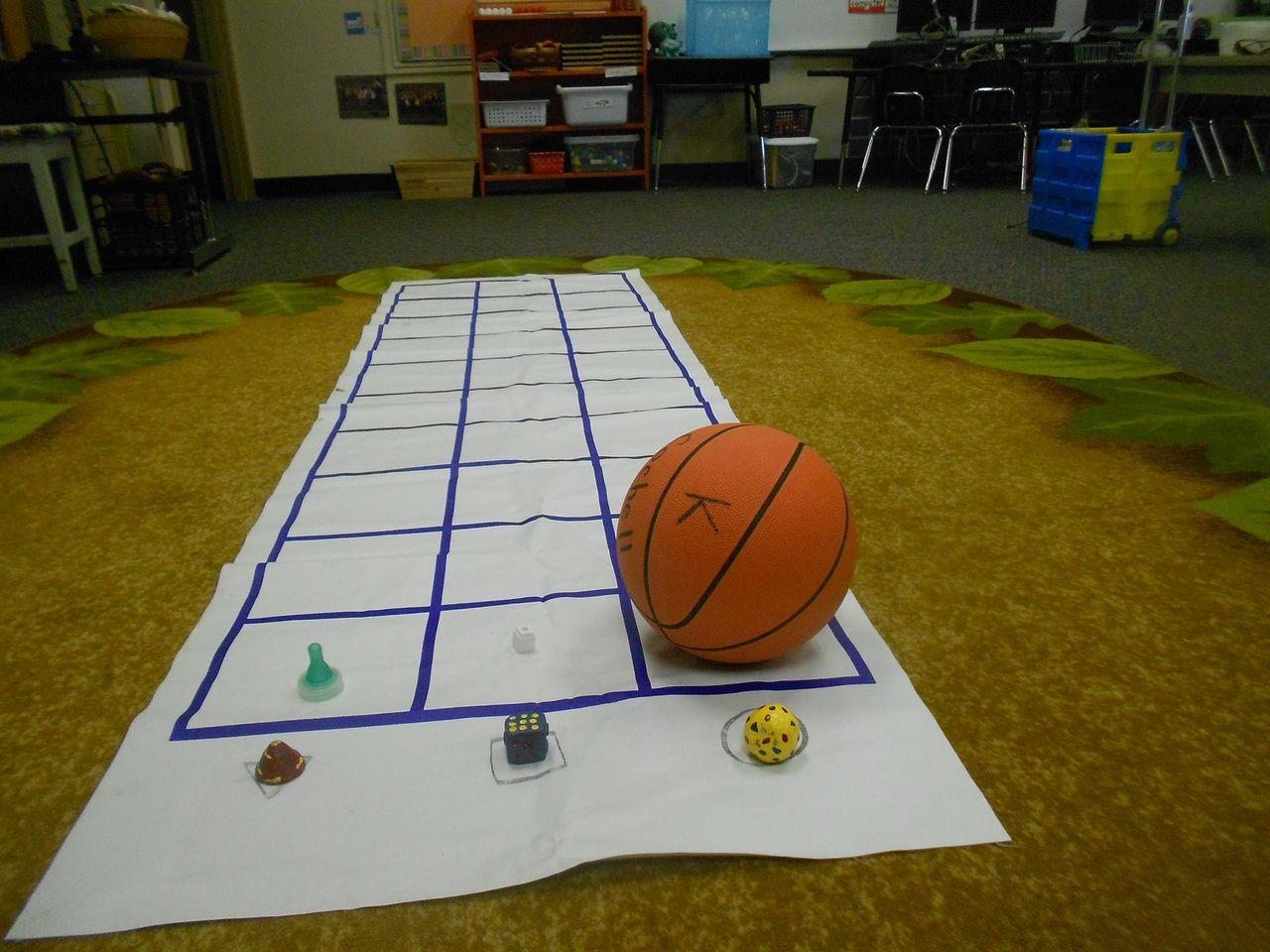 A Year Of Kindergarten Geometry