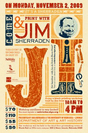 Gah Beautiful Hatch Show Print Typography Design Inspiration Graphic Design Posters Typography