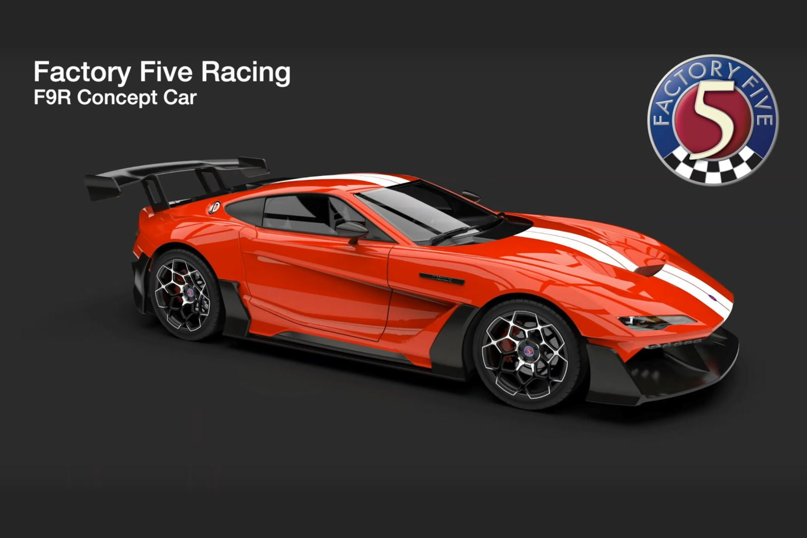 America S Next Supercar Is Almost Here Factory Five Has Produced Its First F9r Body And It Looks Magnificent In 2020 Super Cars Factory Five Dream Cars