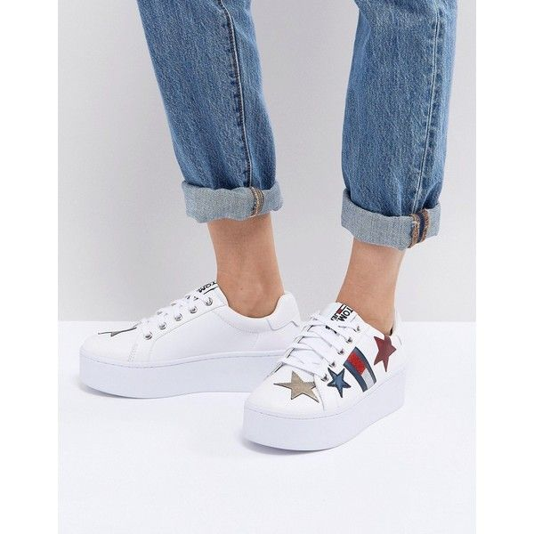 Classic Sneakers Unisex Adults Low-Top Trainers Skate Shoes Venezuela Flag