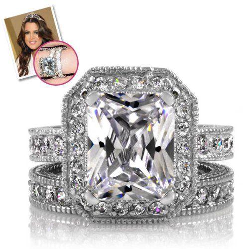 Million Dollar Wedding Rings