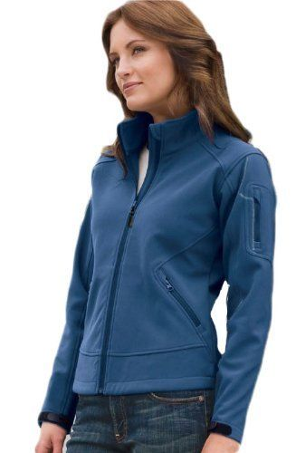 Port Authority¨ - Ladies Recycled Polyester Soft Shell Jacket Port Authority. $69.98
