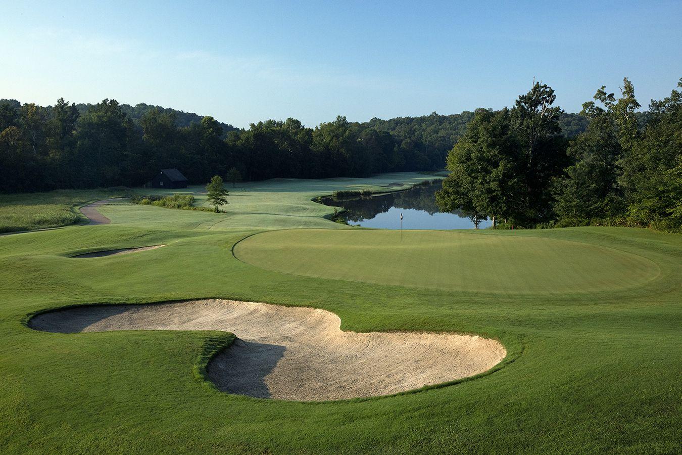 Lake View Golf Course Callaway Gardens
