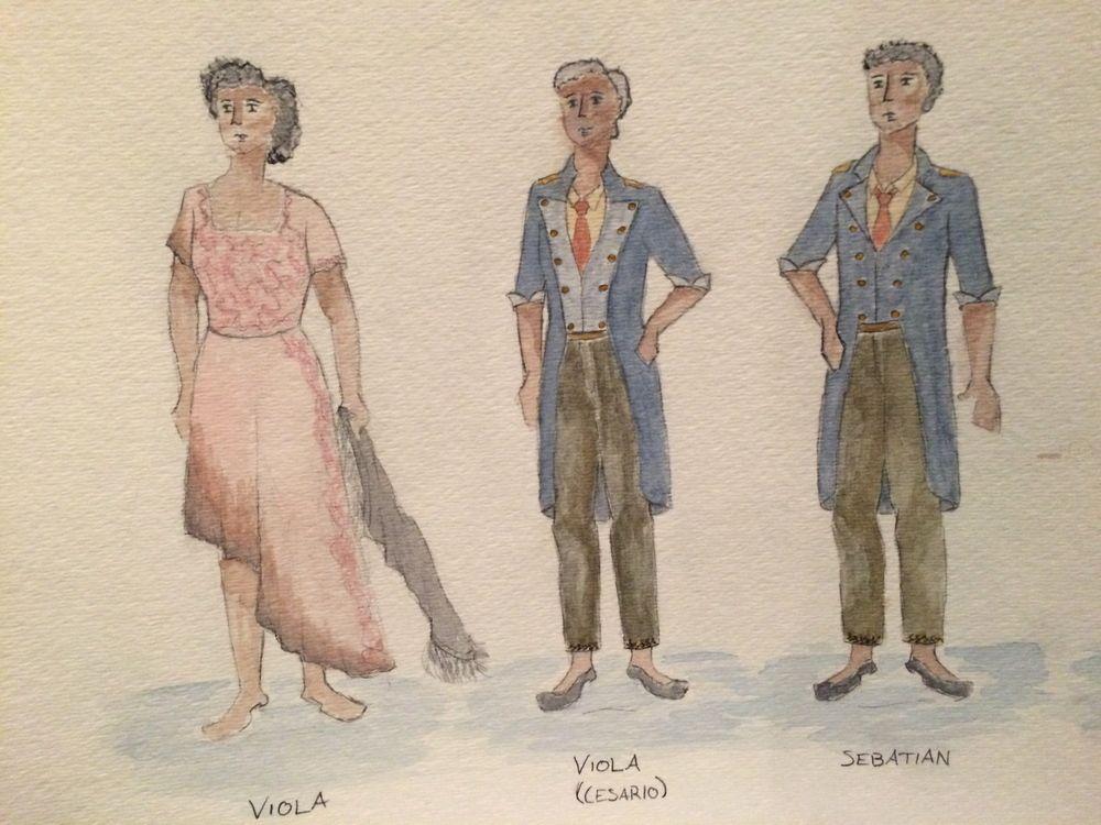 character sketch of viola in twelfth night