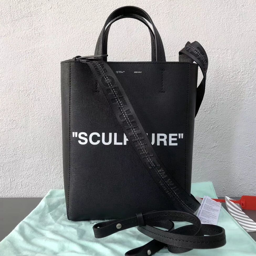 d51720ccda Off-White Sculpture Tote 100% Authentic 80% Off