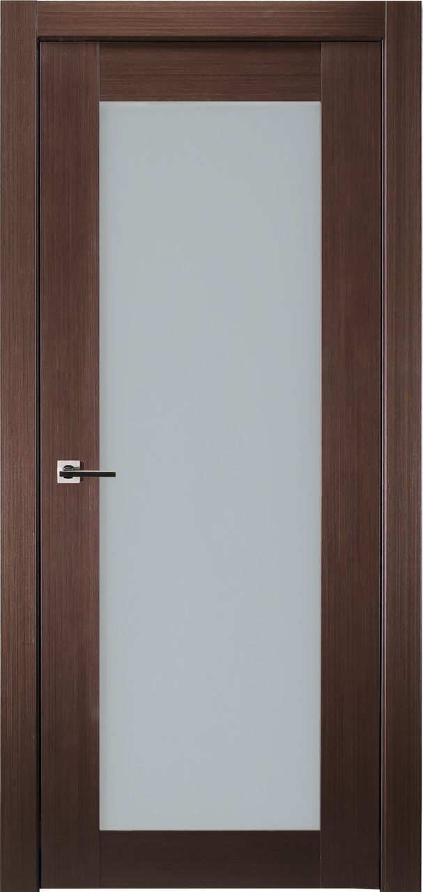 1 Lite French Door Vetro Wenge French Doors Interior Folding French Doors French Doors