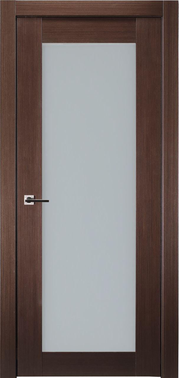 1 Lite French Door Vetro Wenge French Doors Interior Folding French Doors French Doors