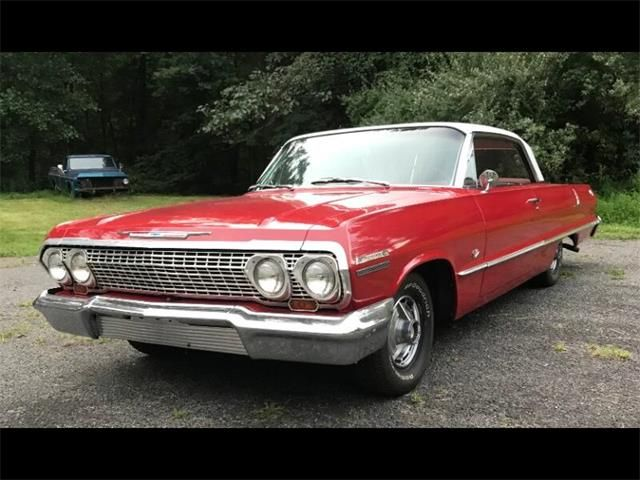 1963 Chevrolet Impala for Sale | ClassicCars.com | CC-1118998